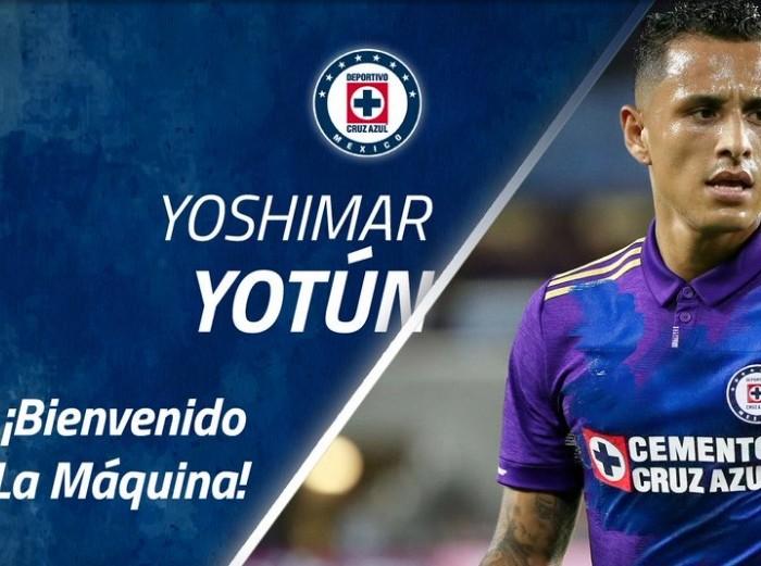 Fútbol, Liga MX: ¿Quién es Yoshimar Yotun, nuevo refuerzo de Cruz Azul?