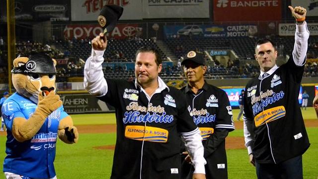 """Beisbol, LMP: """"Chabelo"""" Ceceña, Karim García y Douglas Clark, nuevos inmortales Yaquis"""
