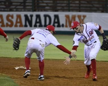 Beisbol, LMP: Mayos atacan temprano y repiten triunfo sobre Venados