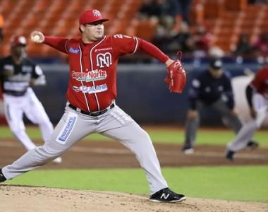Beisbol, LMP: Con gran labor de Jaime Lugo, Mayos se lleva el primer juego en el Nido