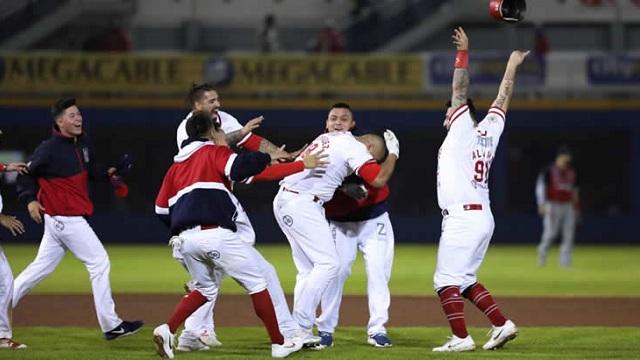 Beisbol, LMP: En emocionante juego, Águilas dejó en el terreno a Venados