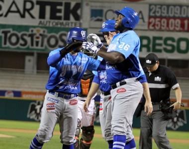 Beisbol, LMP: Yaquis sacó a pasear la contundencia y empató la serie en Hermosillo