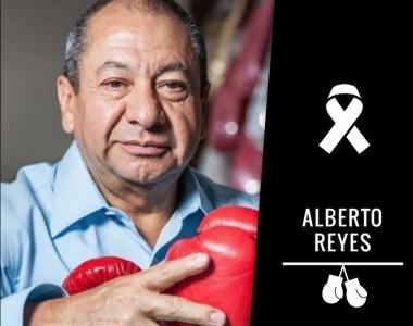 Boxeo: Alberto Reyes,fallece un legado del boxeo mundial