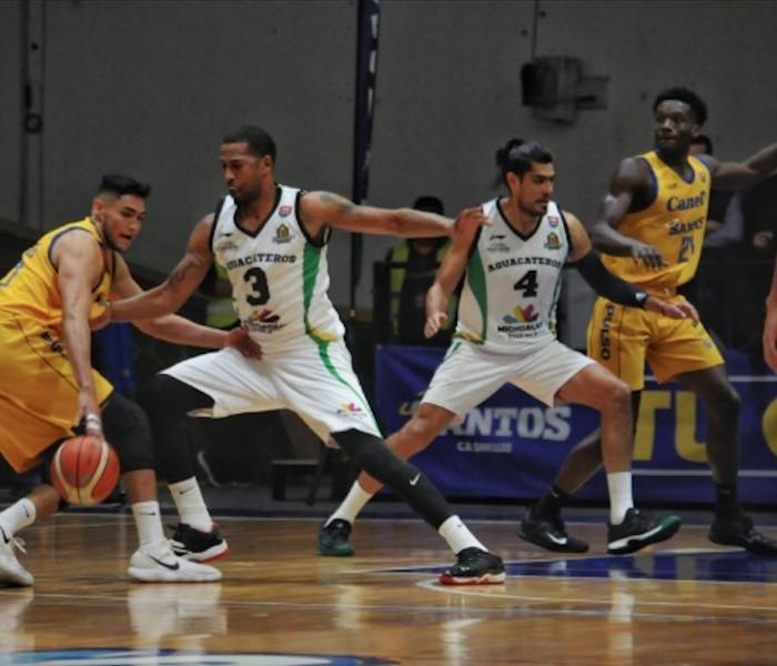 Básquetbol, LNBP: Aguacateros se lleva el segundo juego de la serie contra Santos
