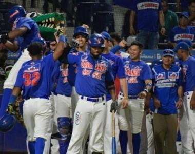 Beisbol, LCBP: Ciriaco y Guerra abrieron sus fauces y Caimanes igualó la serie