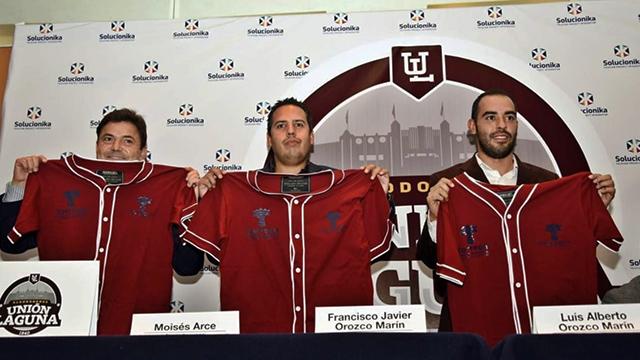 Beisbol, LMB: Algodoneros presentó a su nueva directiva