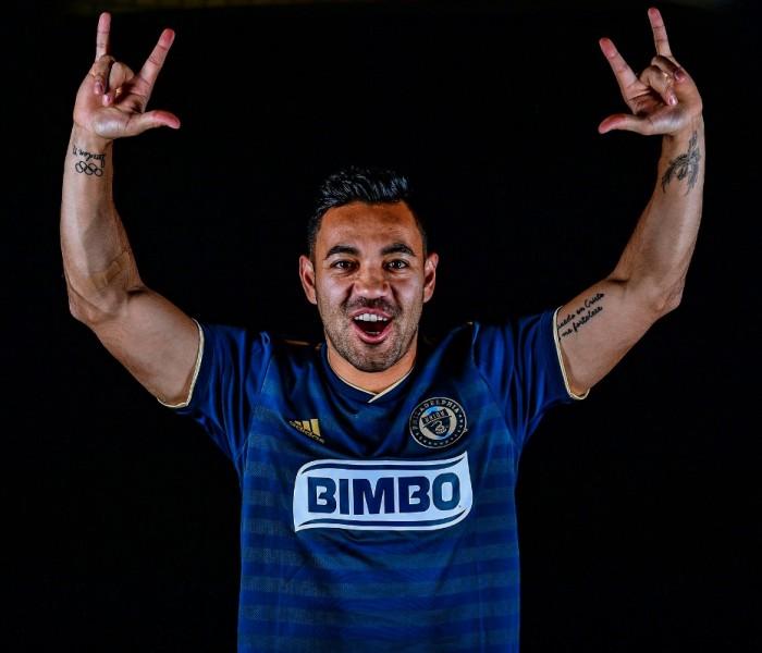 Fútbol, Mexicanos en el extranjero: Marco Fabián… A la MLS con Philadelphia