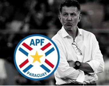 Fútbol: Juan Carlos Osorio renuncia al cargo como entrenador de Paraguay.