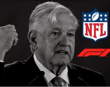 Deportes: NFL y F1 sigue en duda para México