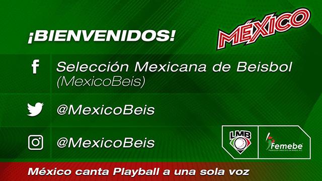 Beisbol, LMB: Estas son las cuentas oficiales de la Selección Mexicana de Beisbol