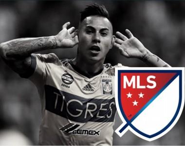 Fútbol, Liga MX: La MLS alza la mano por Edu Vargas