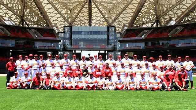 Beisbol, LMB: Diablos Rojos se presentó y declaró listo para la Temporada 2019