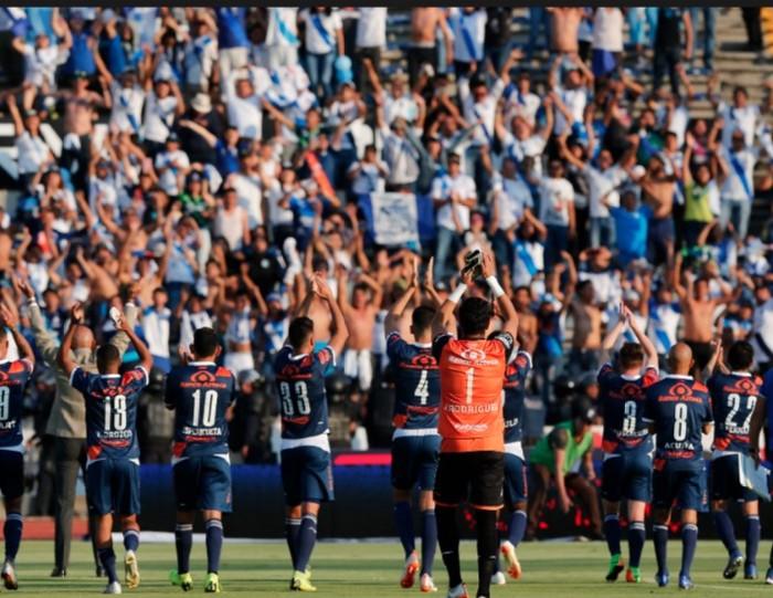 Fútbol, Liga MX: ¡Puebla golea a Lobos y se lleva el clásico poblano!