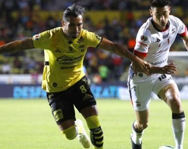 Fútbol: Lobos BUAP rescata empate que podría salvarlos