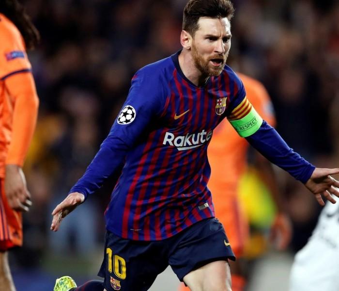 """FÚTBOL: Lionel Messi conquista su sexto """"Pichichi"""" y empata récord histórico"""