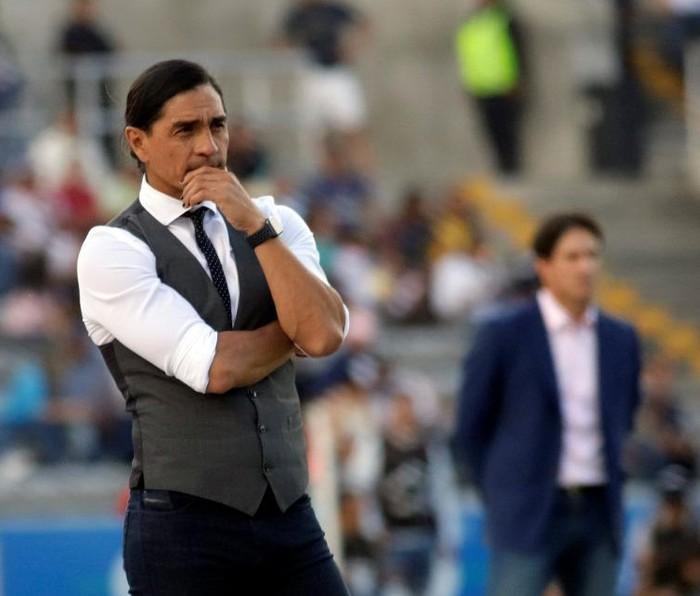 Fútbol: Palencia habló de la frustración que hay en Lobos BUAP