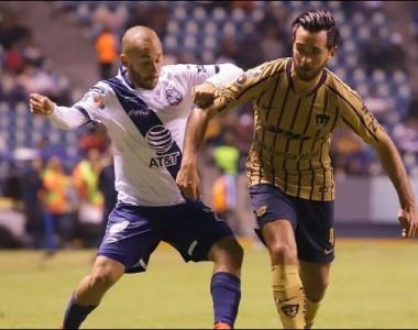 Fútbol: Puebla sorprende a los Pumas y se queda con la victoria