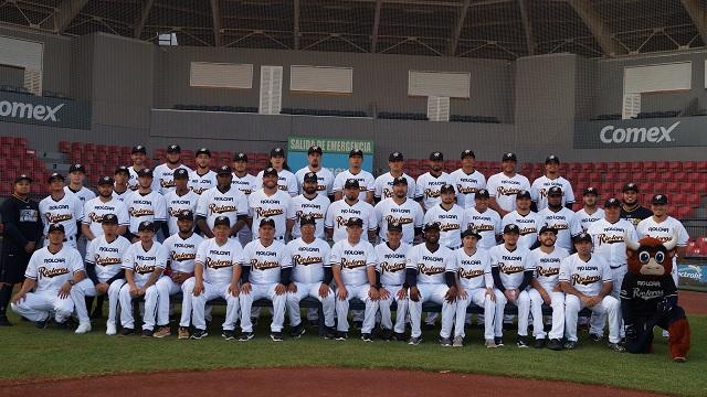 Beisbol, LMB: Rieleros definió su roster 2019