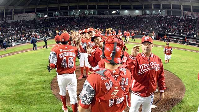 Beisbol, LMB: Diablos Rojos despidieron al Fray Nano con una victoria