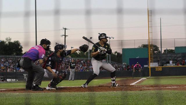 Beisbol, LMB: Yucatán inició la serie con triunfo en Nuevo Laredo