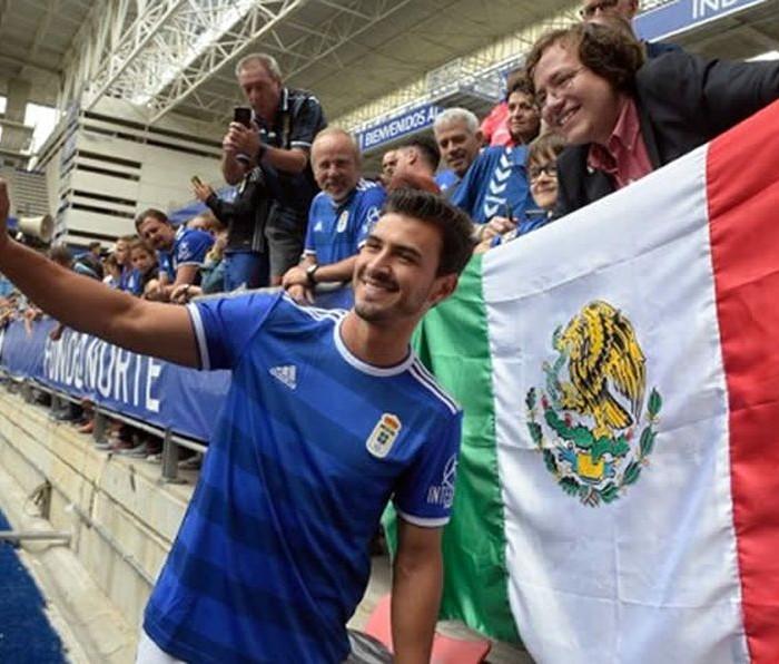 Fútbol: Alanís no quiere cerrar la posibilidad de volver a Chivas