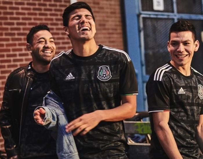 Fútbol: Así luce la nueva playera de la Selección Mexicana