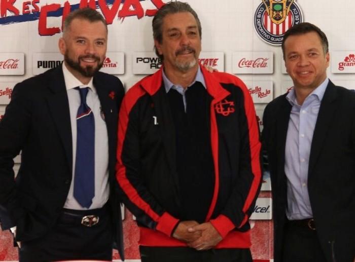 """Fútbol, Liga mx: Llega """"el jefe"""" boy a poner orden a las chivas"""