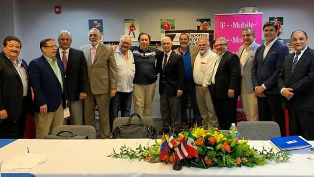 Beisbol, LMP, CBPC: La Confederación del Caribe celebró su Asamblea en Puerto Rico