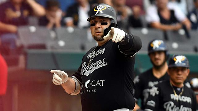 Beisbol, LMB: Rieleros rescató el tercero en la capital ante Diablos