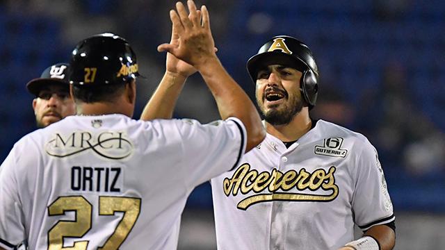 Beisbol, LMB: Chris Carter fue el héroe y Acereros dejó en el terreno a Laguna
