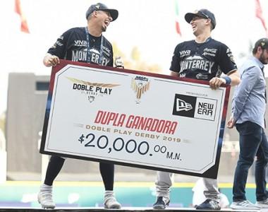 Beisbol, LMB: Amadeo Zazueta y Ramiro Peña, campeones del Doble Play Derby