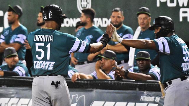 Beisbol, LMB: Henry Urrutia definió con Home Run en la séptima para Saraperos