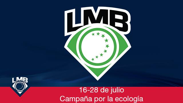 Beisbol, LMB: Inicia la campaña por la ecología en la Liga Mexicana de Beisbol