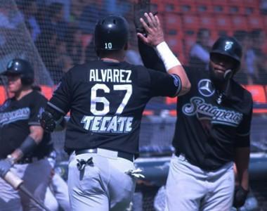 Beisbol, LMB: Botín completo para Saraperos en el Alberto Romo Chávez