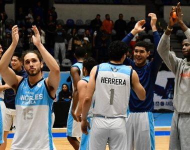 Baloncesto: Ángeles de Puebla lo logró
