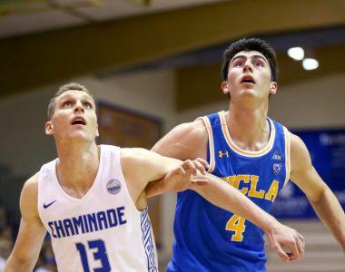 Baloncesto, NCAA: Jaime Jaquez Jr. tapa bocas