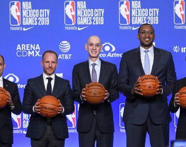 NBA, Baloncesto: México hace historia con la NBA