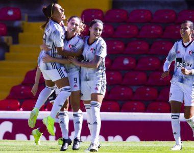 Futbol: Atlas quiere mantener su paso en la Liga Mx Femenil