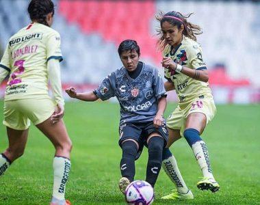 Futbol: AMÉRICA FEMENIL BUSCA SEGUIR EN LA CIMA CUANDO VISITE AL NECAXA