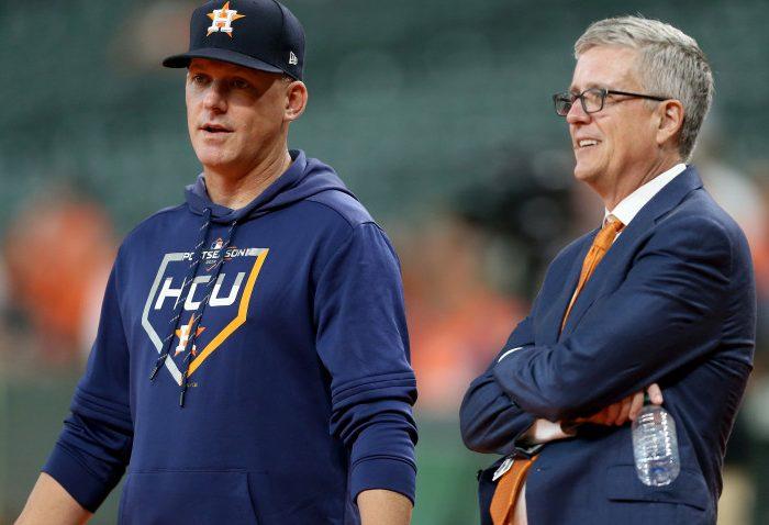 Beisbol: Millonaria sanción a Astros de Houston por robo de señales