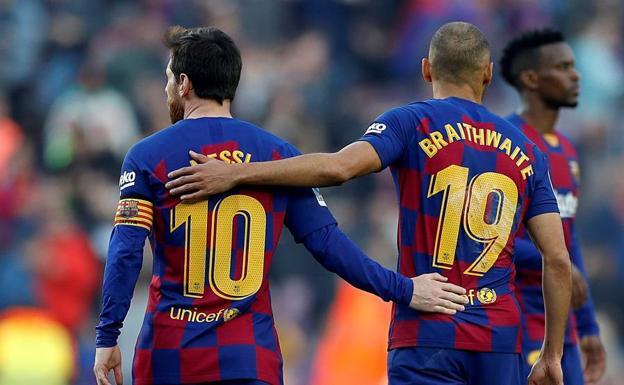 Fútbol: Barcelona y nada más