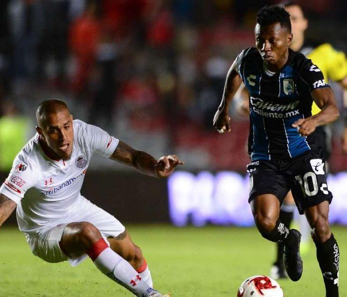 Fútbol: El infierno llega a Querétaro