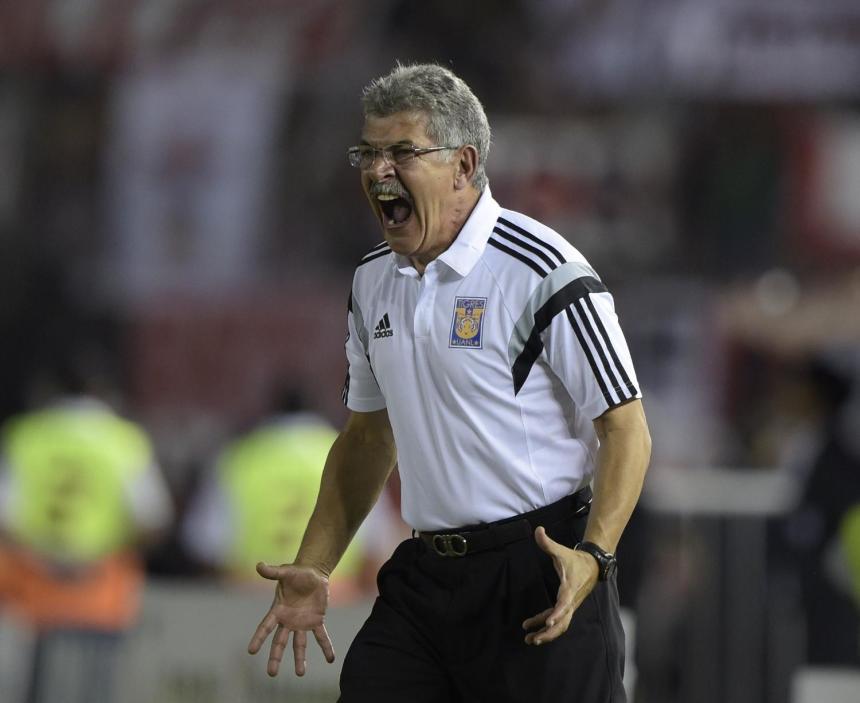 Futbol, Liga MX: Ferretti ya calienta las semis vs Toluca