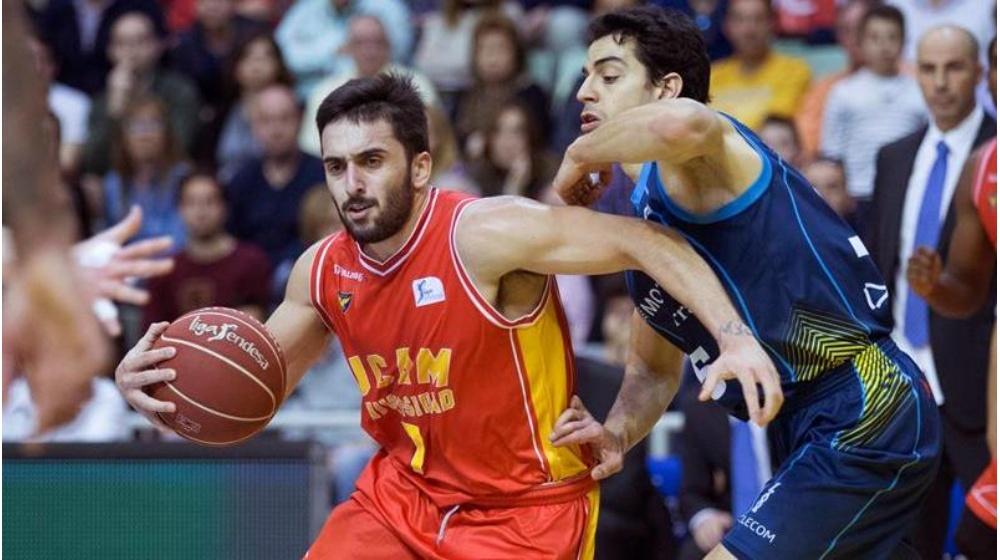 Baloncesto, ACB. Campazzo, Jugador de la semana 8