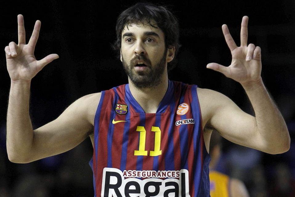 "Baloncesto, ACB. ""La Bomba"" Navarro sigue haciendo historia"