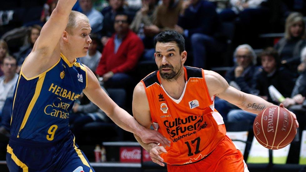 Baloncesto, ACB. Valencia sigue intratable en la ACB