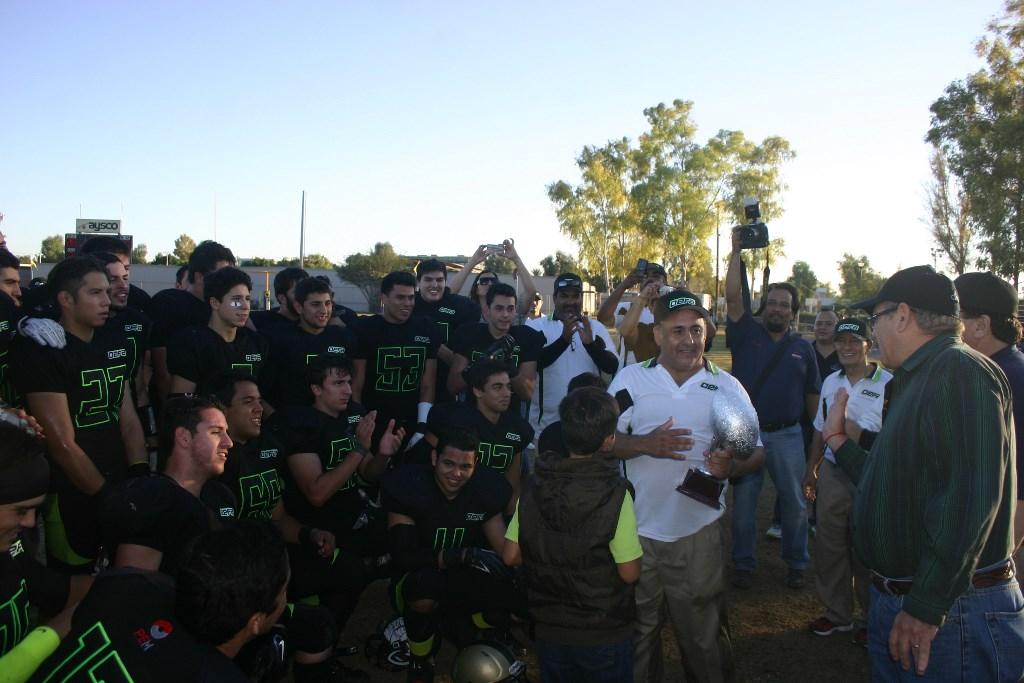 Futbol Americano, Conadeip: A demostrar el talento de Baja California