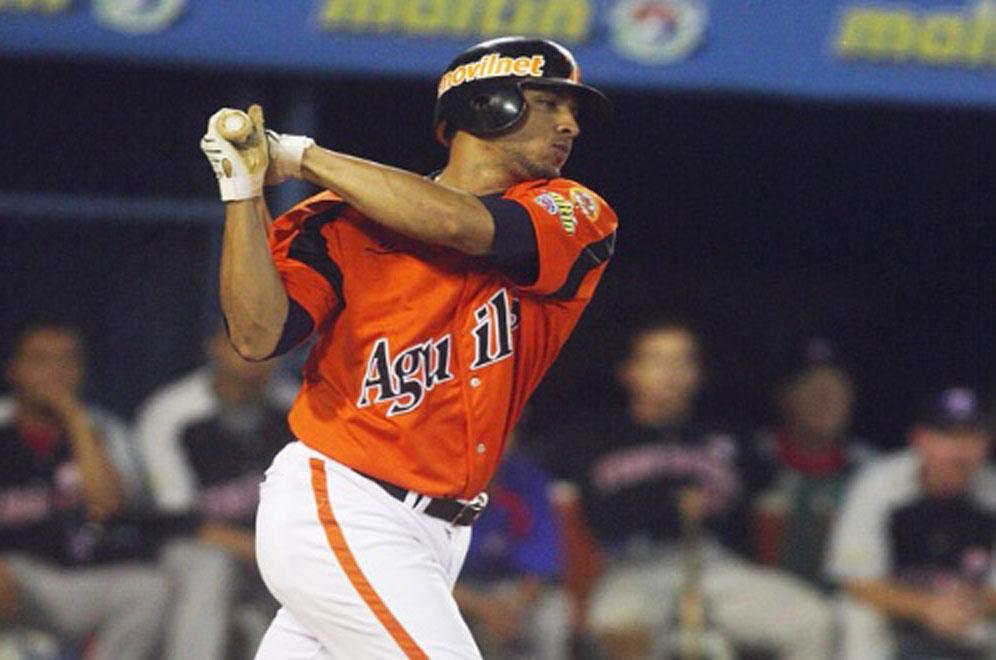 Beisbol, LVBP: Alex Romero líder de bateo en Venezuela