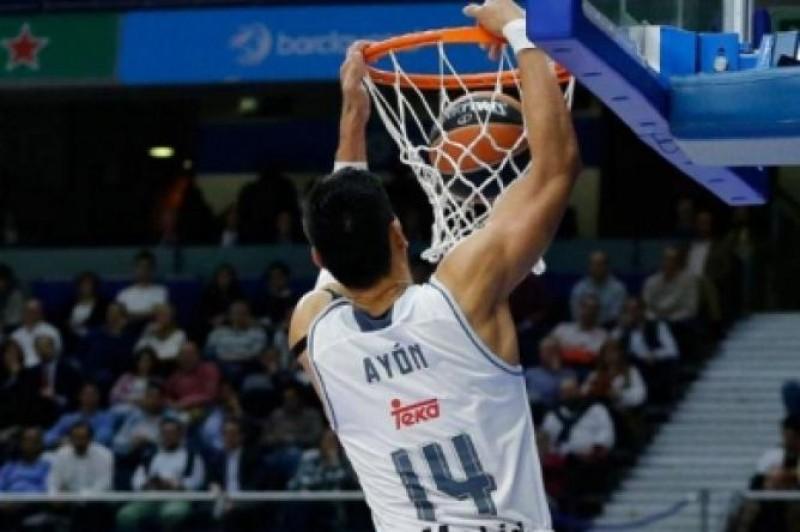 Baloncesto, Euroliga: Ayón y el Madrid siguen de pie