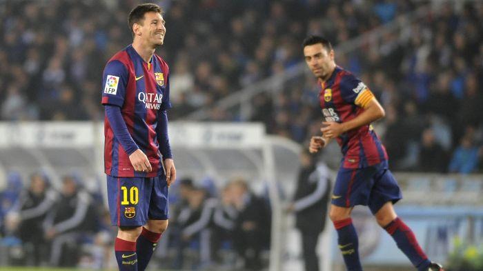 Fútbol: Xavi Hernández anuncia su retiro